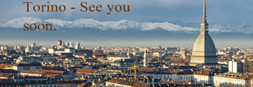 Torino: Once More with Feeling!